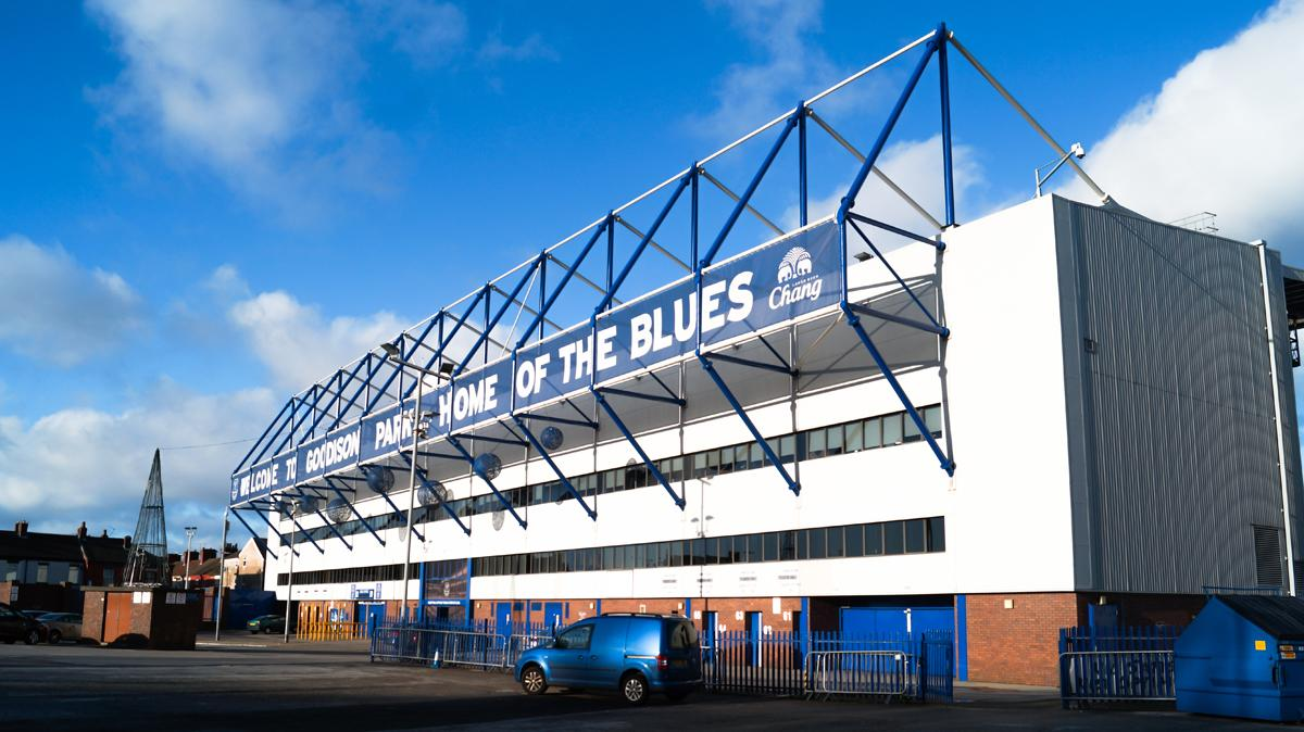 Everton's current stadium Goodison Park has been the club's home since 1892 / amirraizat