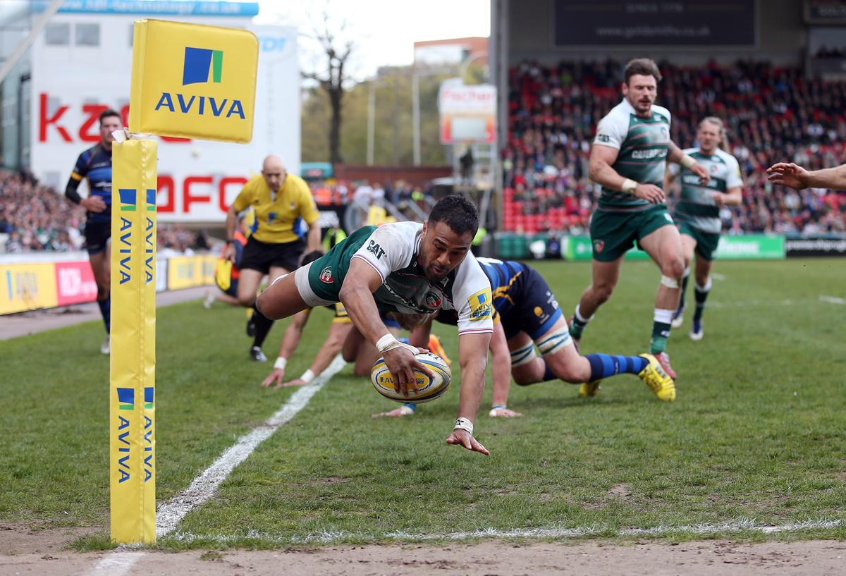 The club has played at Welford Road since 1892 / David Davies/PA Wire/Press Association Images