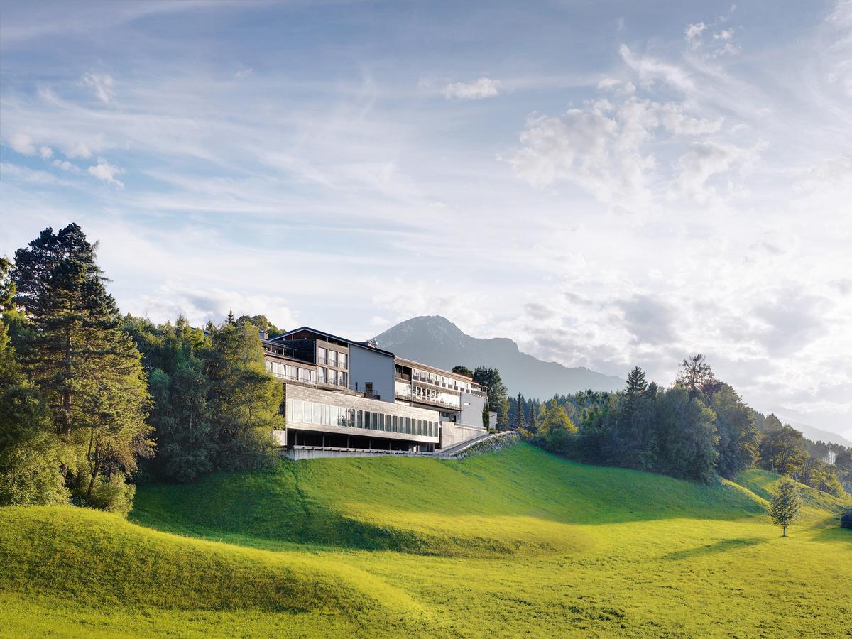 Lanserhof Lans is a world famous destination spa near Innsbruck / Hiepler & Brunier
