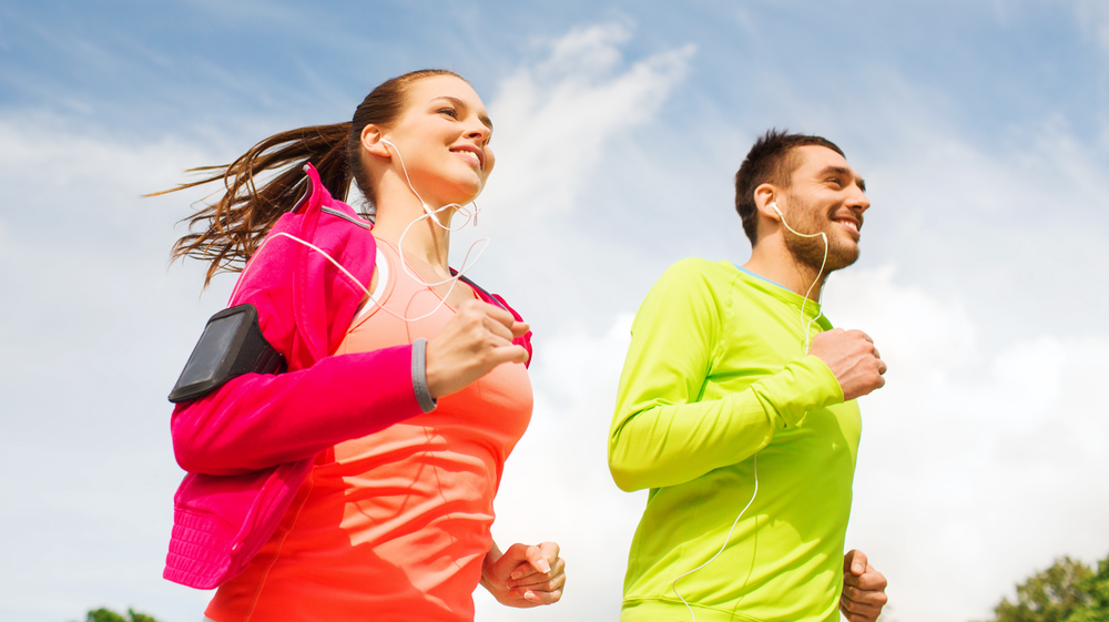 Trackers are great in helping to motivate users and measuring users' progress / photo: shutterstock/syda productions