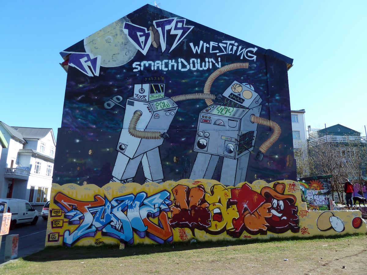 The city is famous for its eclectic street art, which will be reflected in the hotel's design / Wikipedia