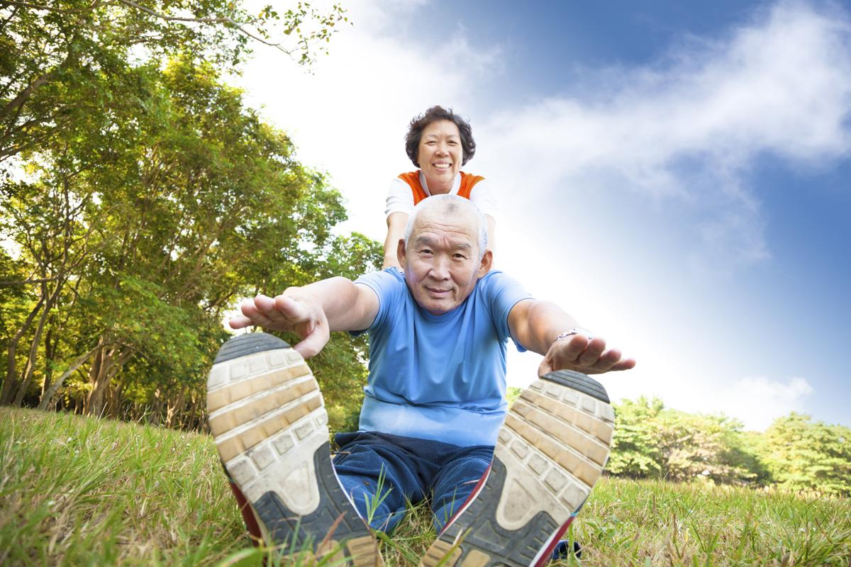 There is a growing body of research looking at the relationship between exercise and Alzheimer's / Shutterstock.com