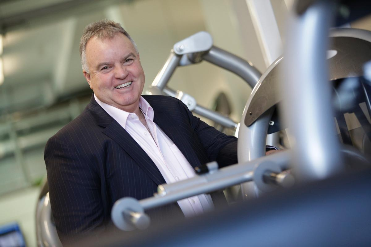 The Gym Group CEO and founder John Treharne
