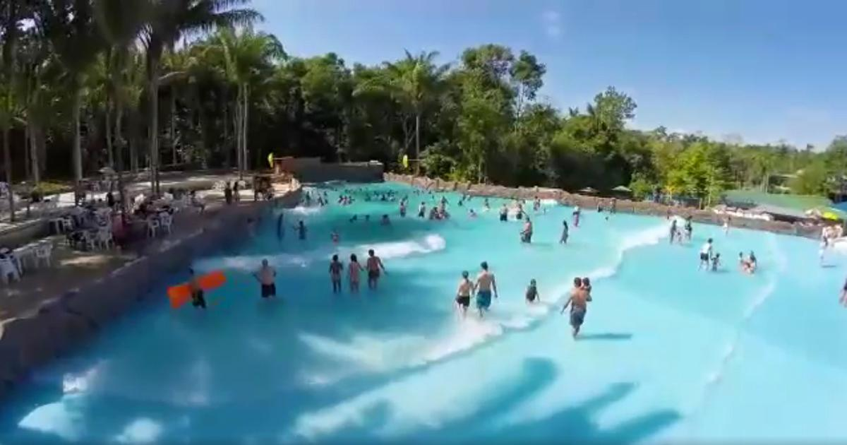 Largest waterpark in northern Brazil opens doors | Architecture and