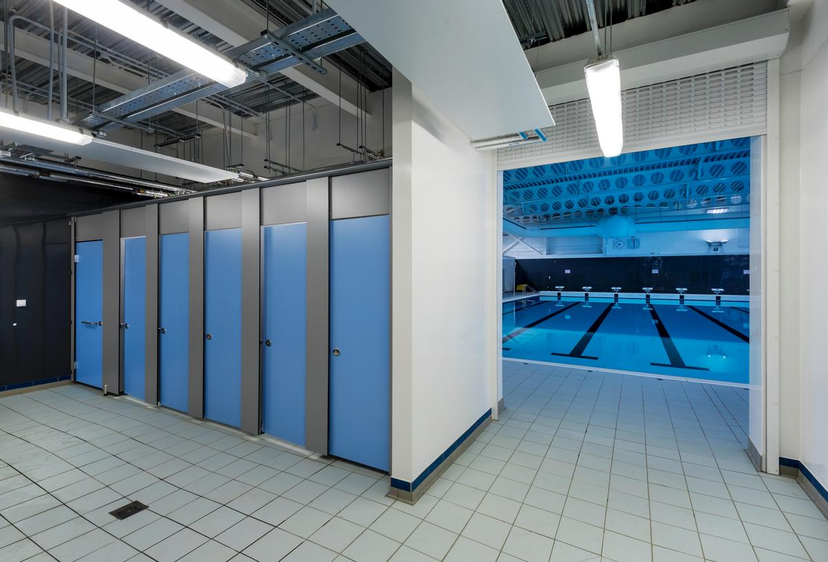 The leisure facilities are managed by leisure trust Everybody Sport and Recreation