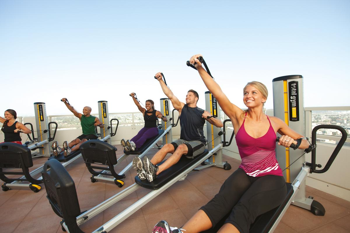 Both companies hope to capitalise on the ongoing popularity of functional training / Total Gym Commercial