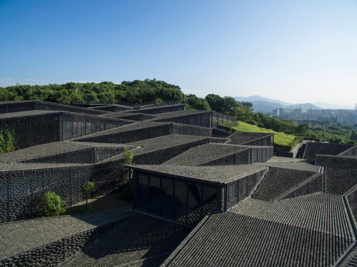The China Academy of Art's Folk Art Museum in Beijing / Eiichi Kano