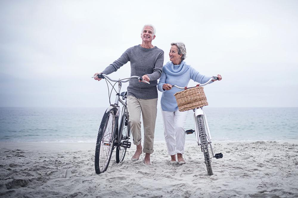 UK over-50s account for 79 per cent of disposable income / PHOTO: Shutterstock