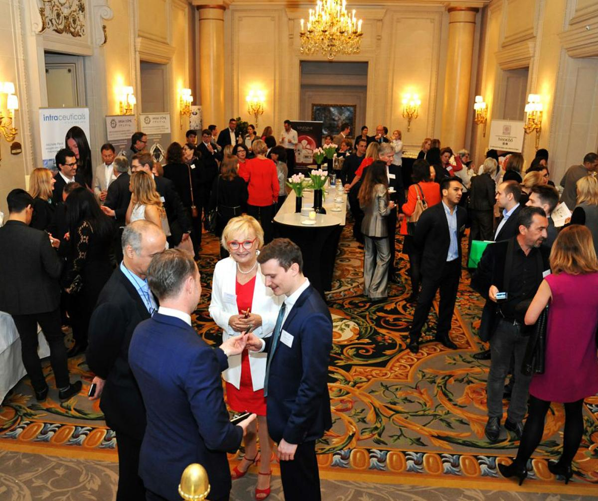 The event included both speakers and networking sessions