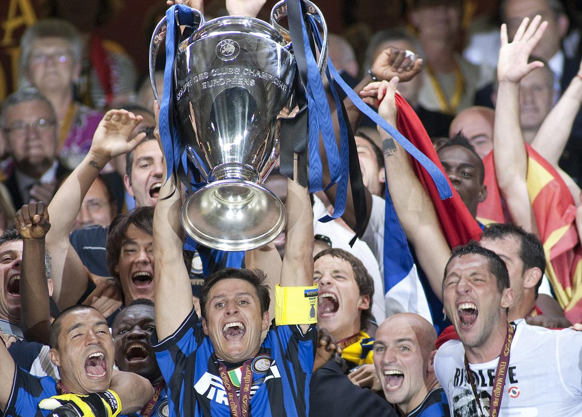 Inter has struggled for success since winning the Champions League in 2010 / Mitch Gunn/Shutterstock.com