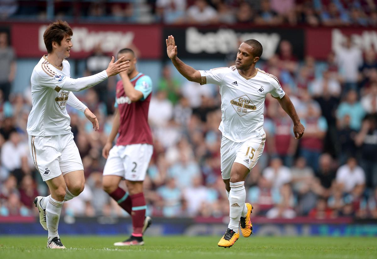 Swansea City has been in the Premier League since 2011/12 / Anthony Devlin/PA Wire/Press Association Images