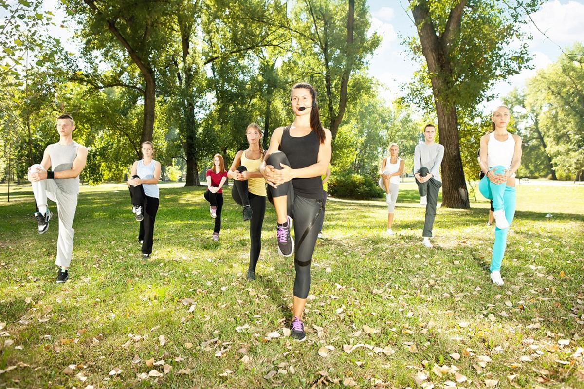 The Level 3 Award in Instructing Outdoor Fitness is designed to help sector professionals move outdoors and open up their services to a larger audience