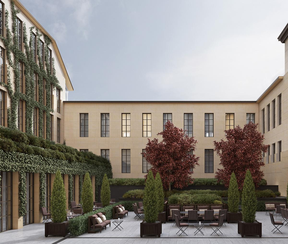 Italian architects to design Moscow Bulgari Hotel in historic ...