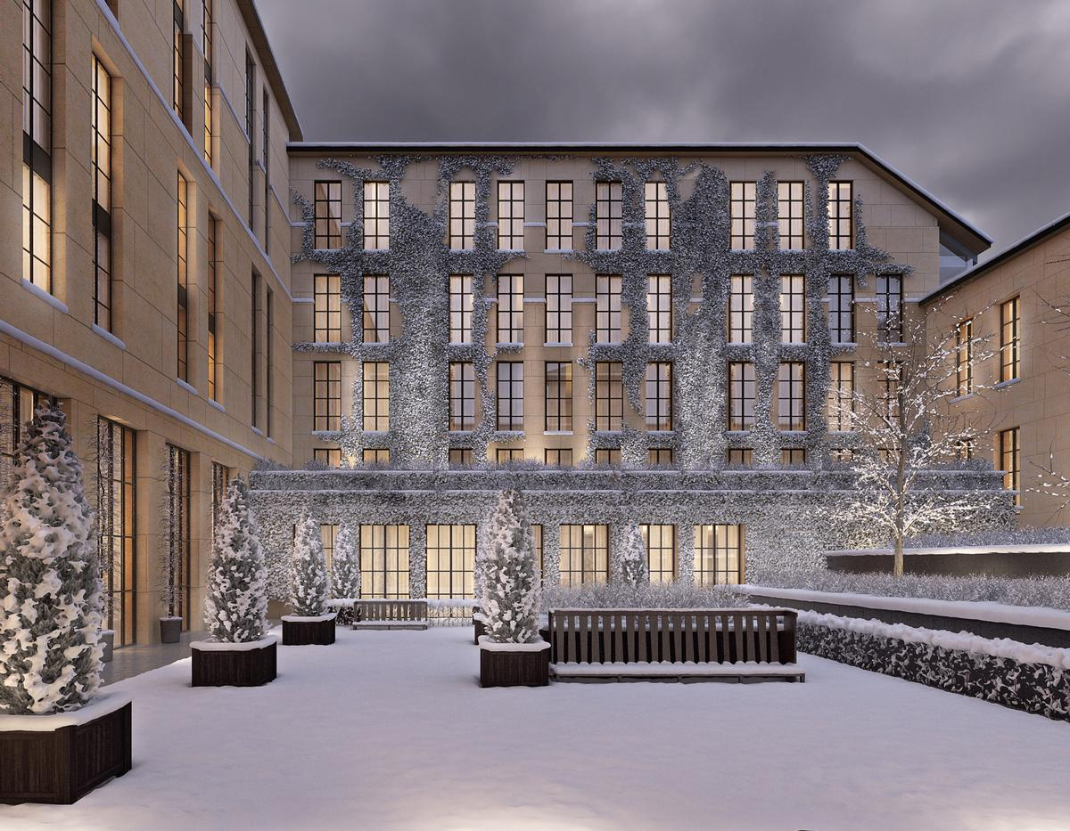 Luxury hotel brand Bulgari will come to Moscow in 2019, with a hotel set in the former residence of a noble family