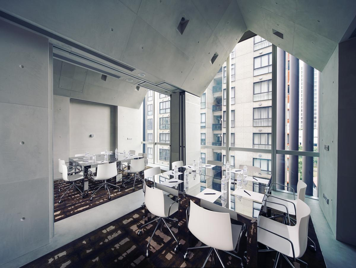 M Social is the first property of a new lifestyle hotel brand from Millennium Hotels & Resorts / M Social Singapore