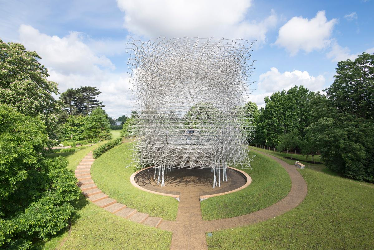 The Hive is expected to be a popular new London attraction this summer / Jeff Eden, RBG Kew