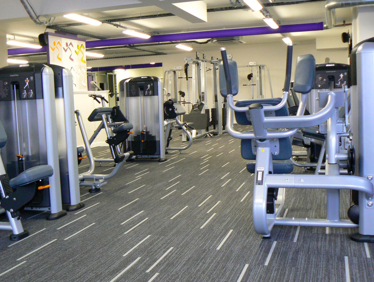 The remodelled site is fitted with a range of the latest Precor equipment
