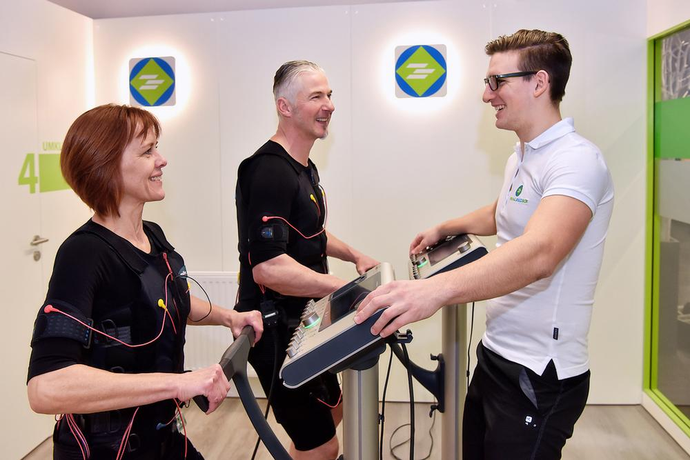 Outstanding customer experience through personal training