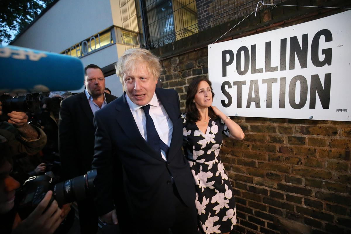 Boris Johnson – one of the key figures in the leave campaign – has been hotly tipped to become the UK's next Prime Minister after David Cameron's resignation / Press Association