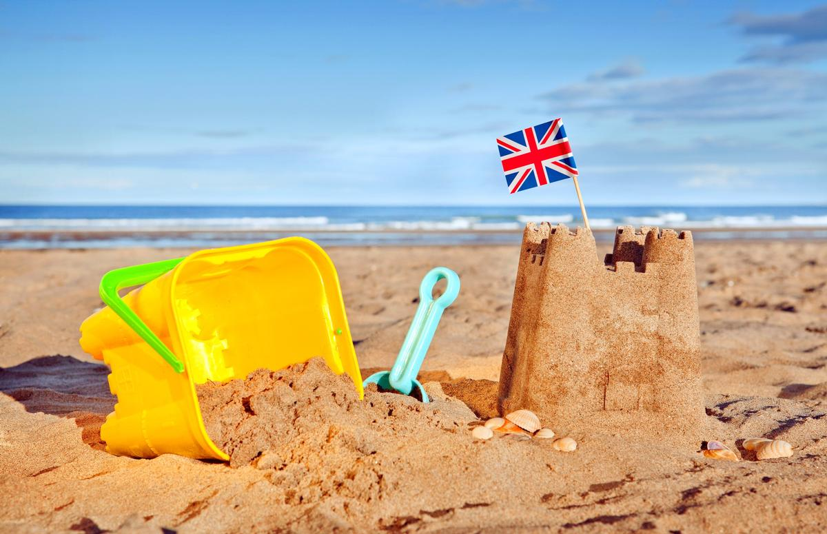 'Staycation 2' could be on its way, at least in the short term / Shutterstock