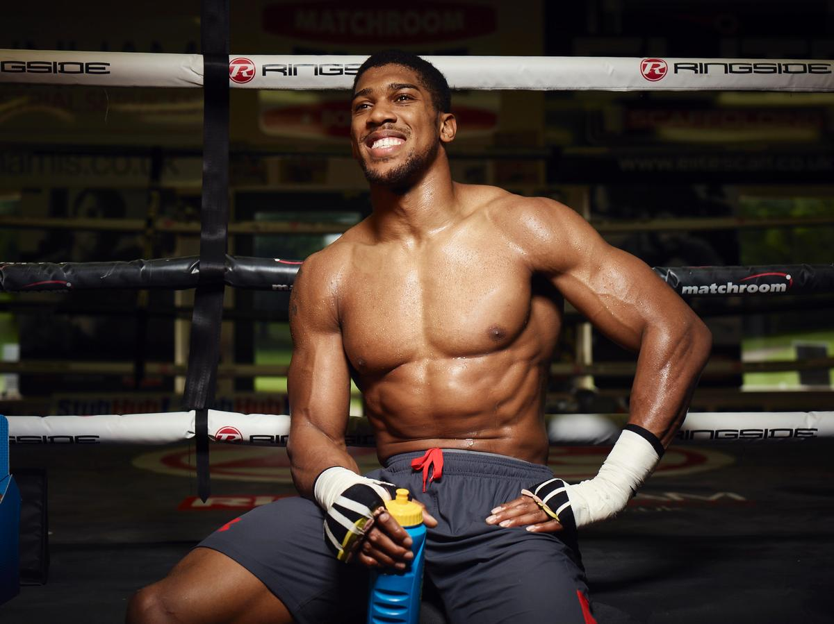 261ffd9ffb9 Anthony Joshua-backed boutique boxing gym to open in London