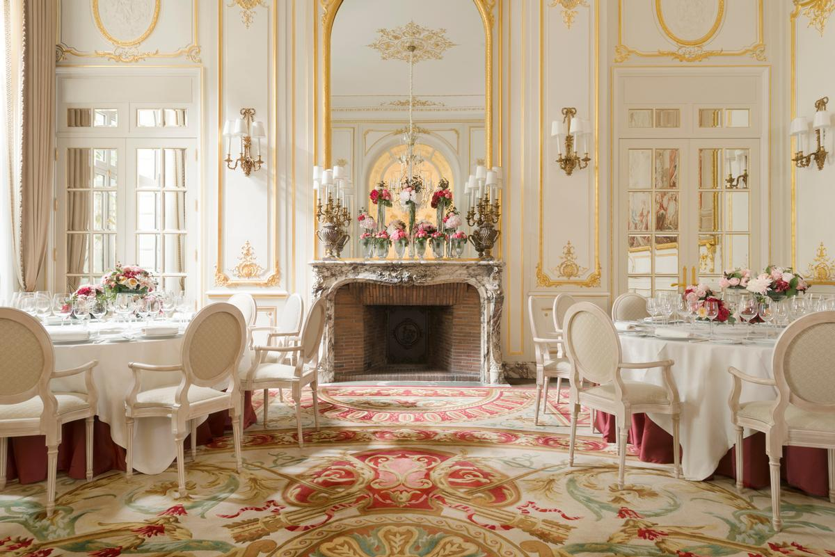 Architect And Design paris ritz hotel reopens after extensive four-year renovation