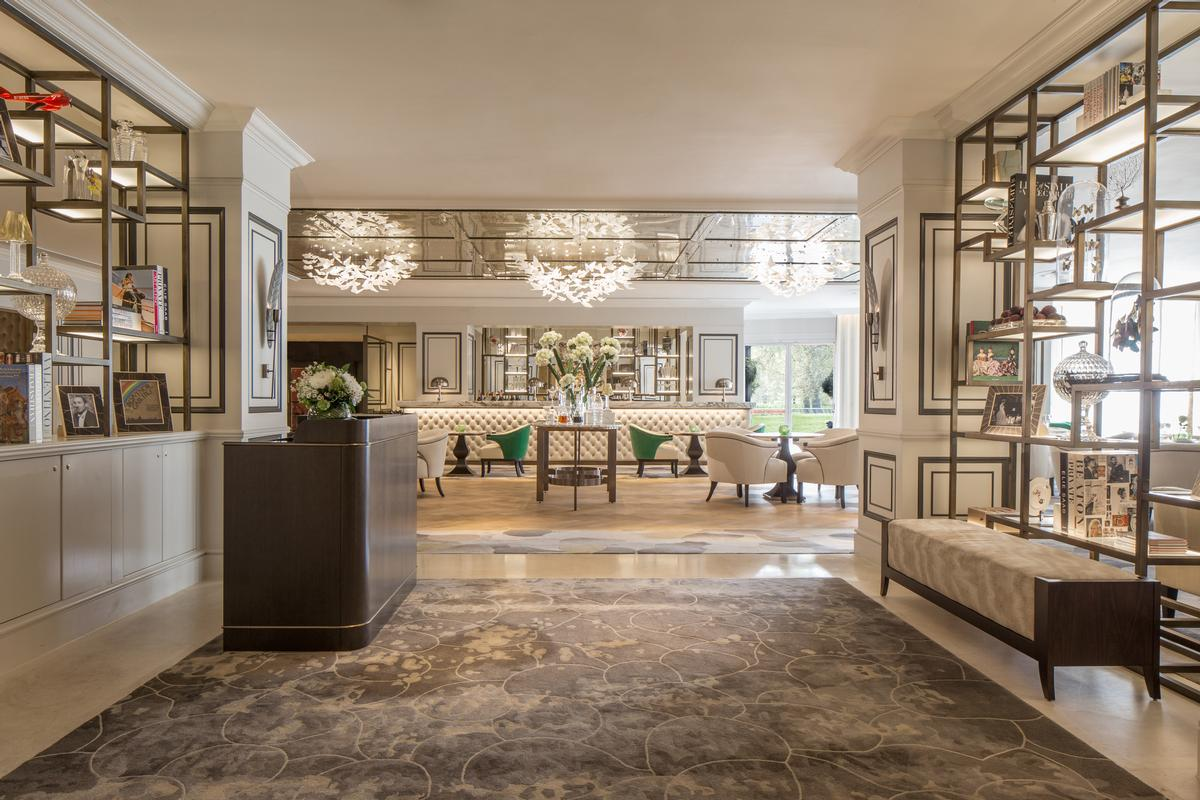 Grosvenor House is known for its flamboyant design features and its rich heritage / Grosvenor House Hotel