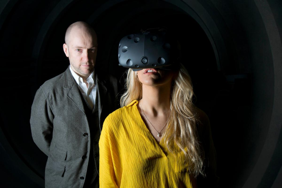 Derren Brown has worked extensively to create the experience