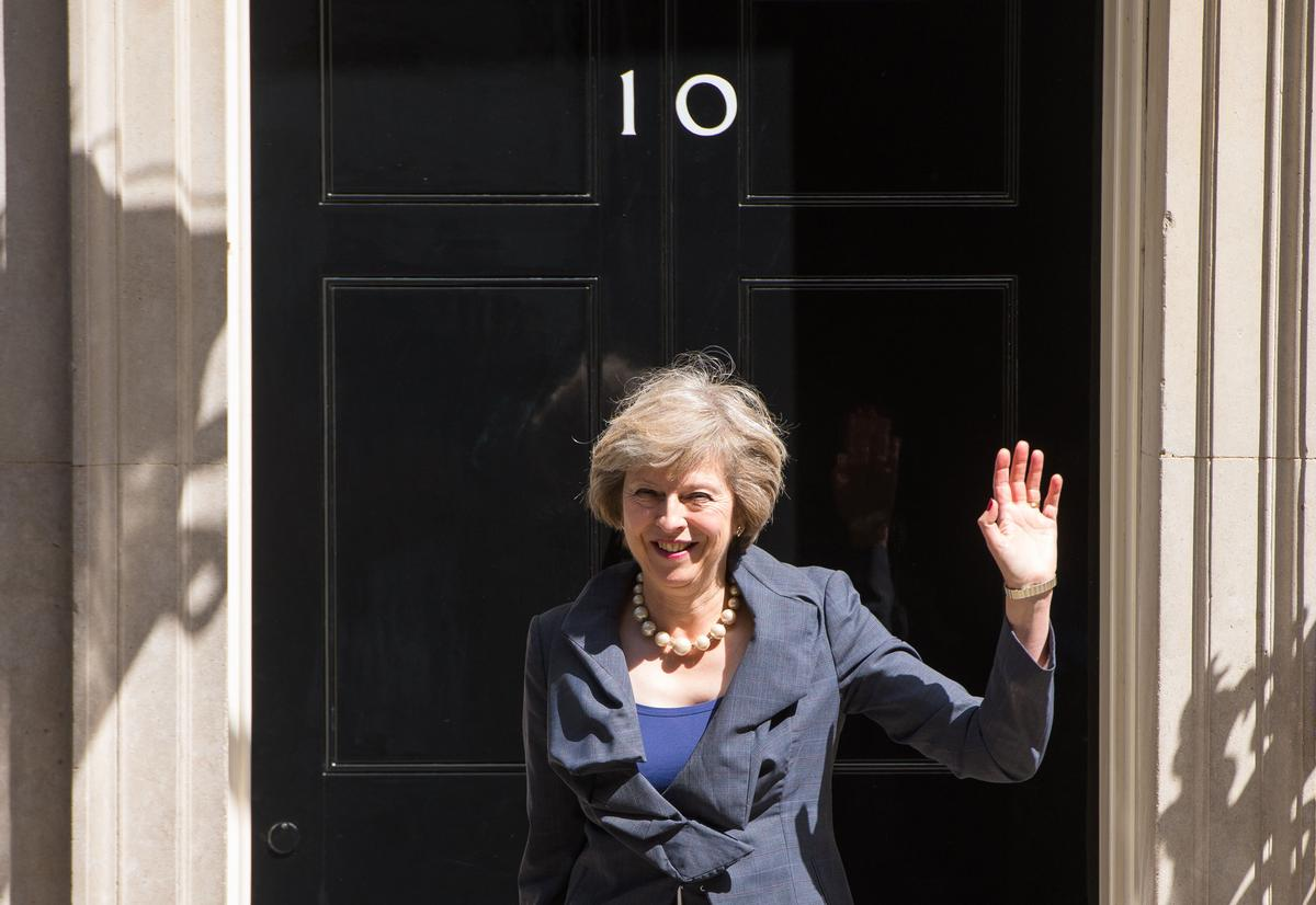 ukactive is calling on Theresa May to make tackling physical inactivity a truly national priority / Dominic Lipinski/PA Wire/Press Association Images