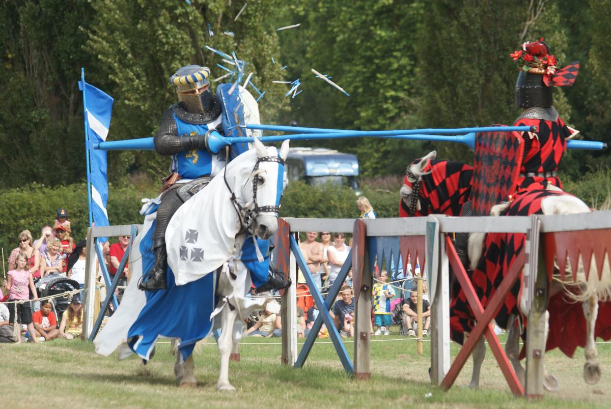 english heritage lobbies for jousting at 2020 olympics