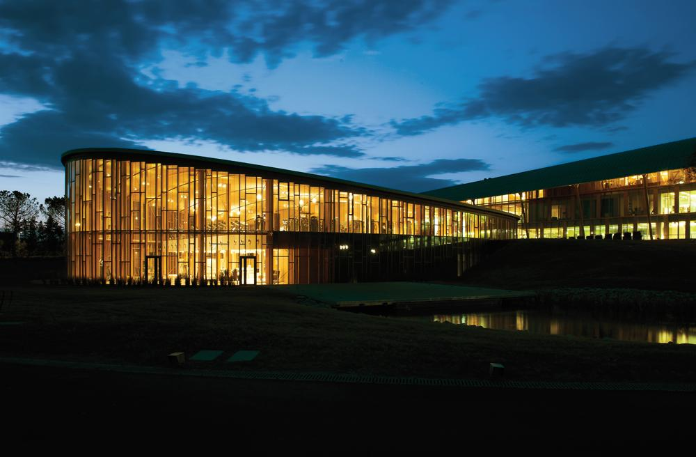 Technogym's brand new headquarters