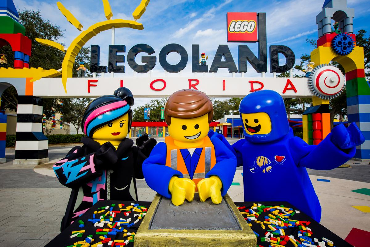 Merlin said it expects further recovery for its Resort Theme Park portfolio, which was down 9.1 per cent, with additional growth coming from its Legoland parks