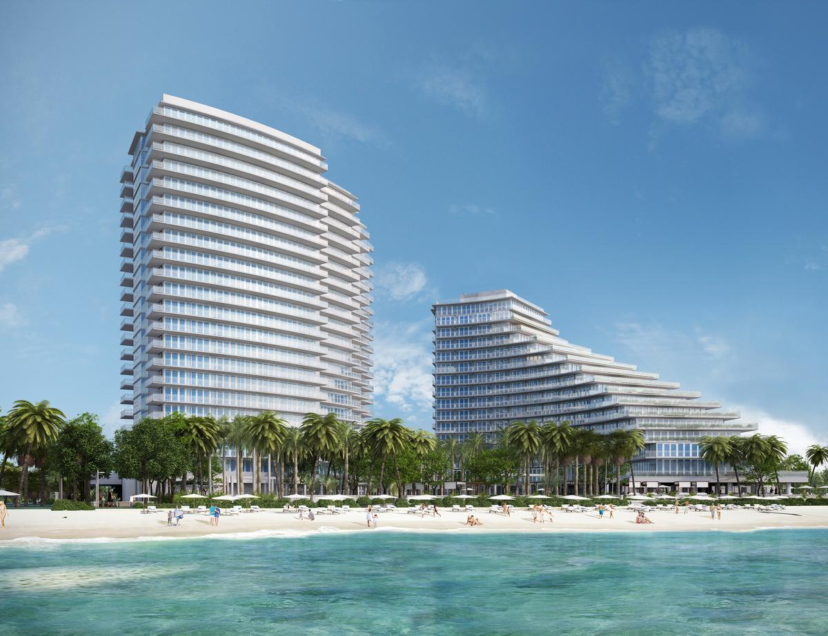 Sea sound salt and sand inspire stunning auberge fort for Architecture firms fort lauderdale
