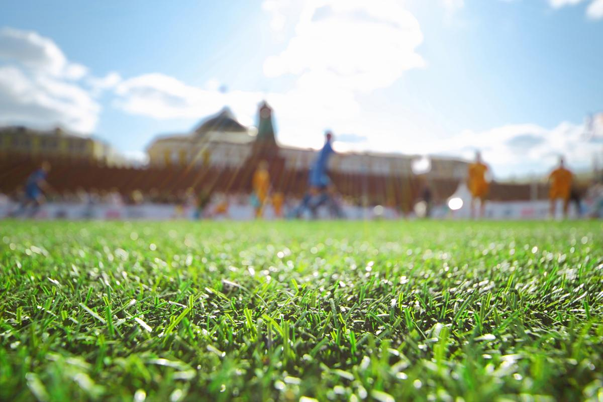 Most of the projects to receive funding involve creation of new artificial sports surfaces
