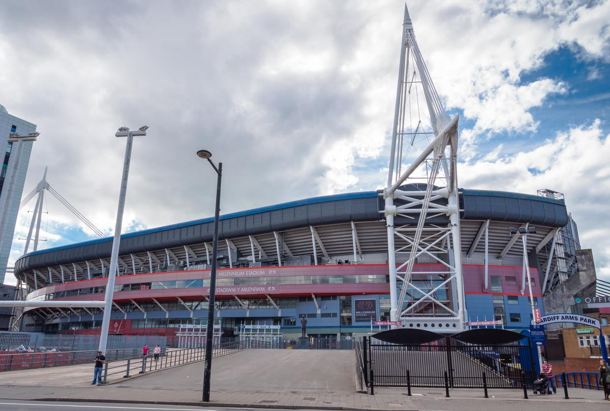 Cardiff's Vitality Stadium will not be used for the 2026 Commonwealth Games – but more sporting facilities may pop up around it / hipproductions/Shutterstock.com