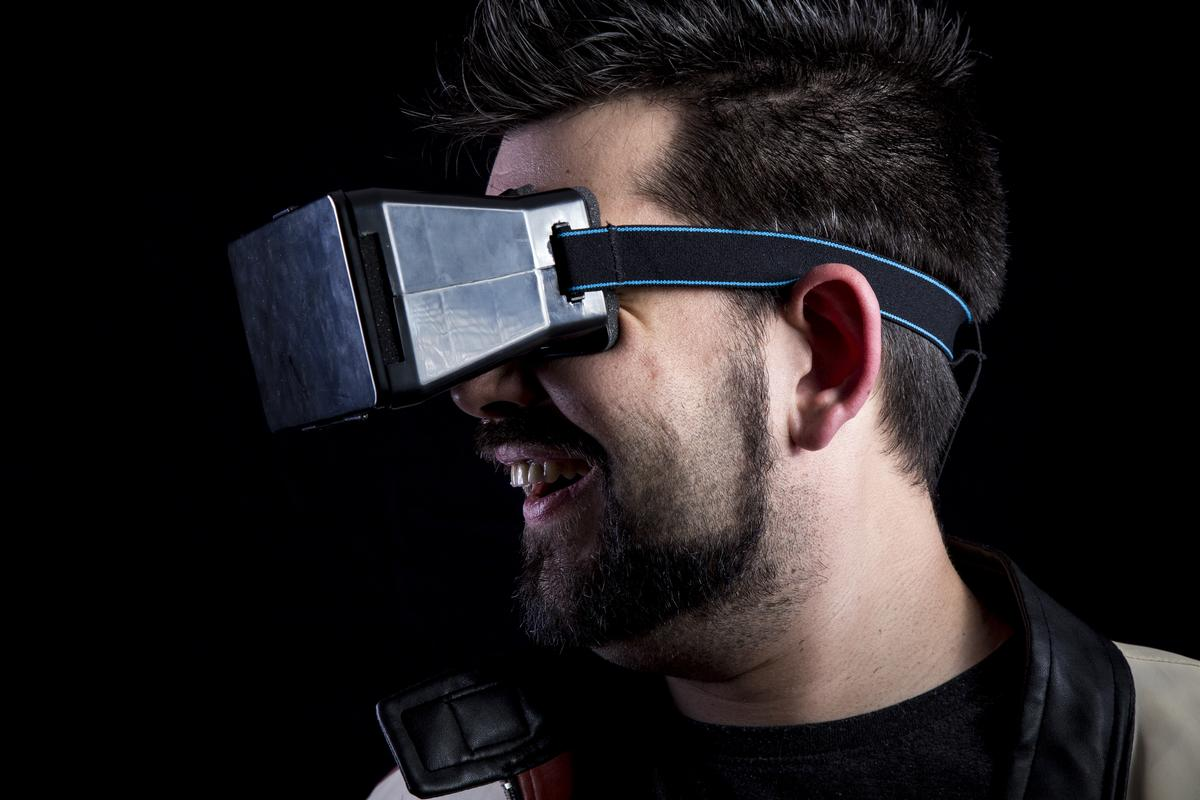 South Korea's government wants to become a leader in the virtual reality sector / Shutterstock.com/Carlos Die Banyuls