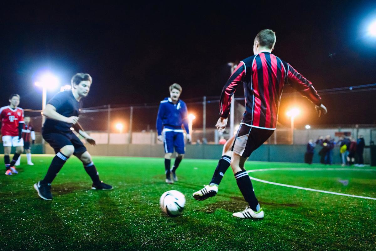 Powerleague CEO Rupert Campbell is keen on expanding further into continental Europe