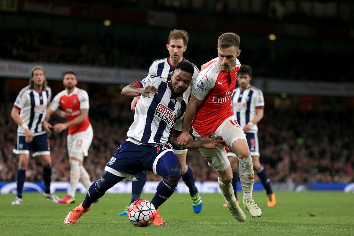 West Brom finished 14th in the Premier League last season / Adam Davy/EMPICS Sport