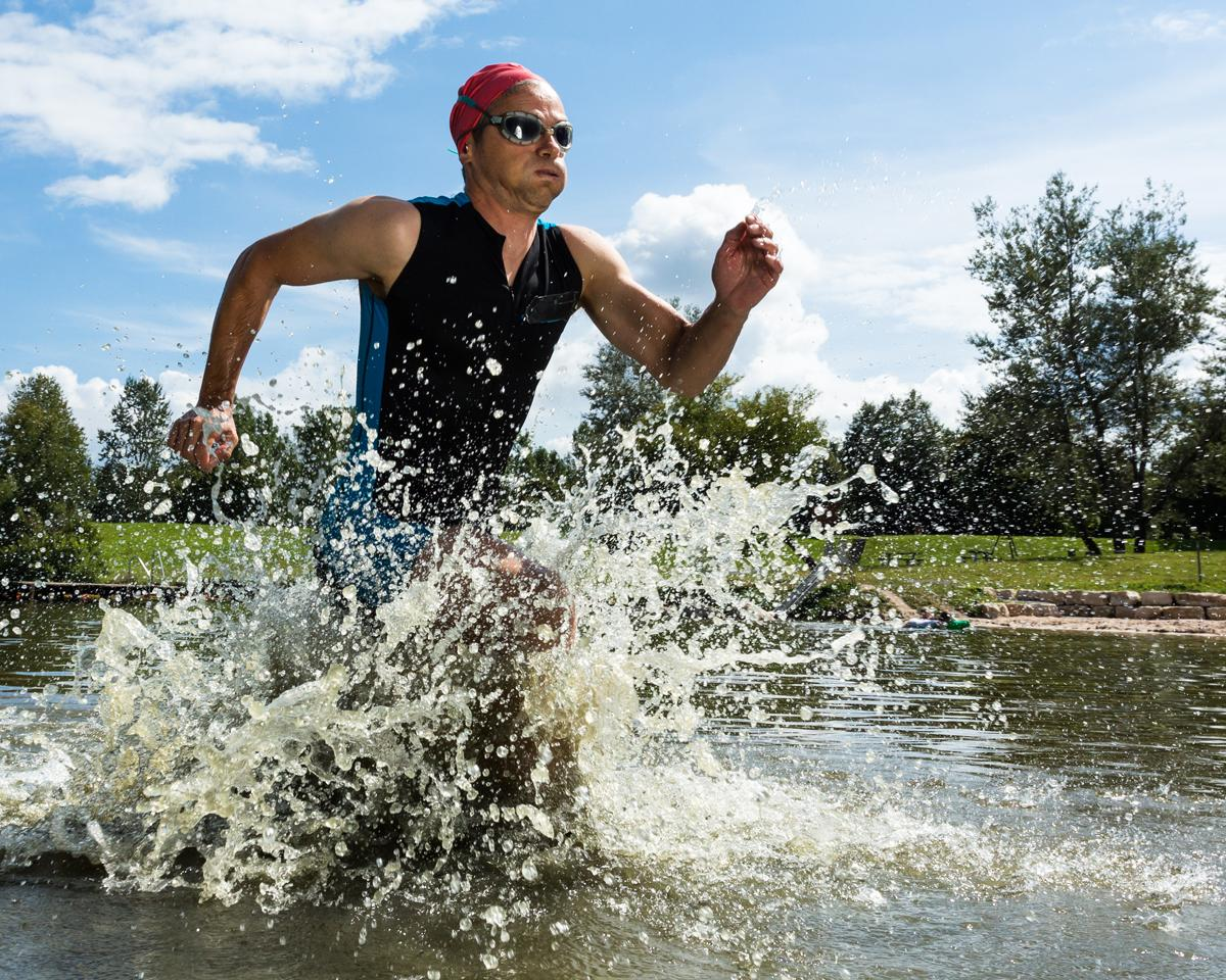Since London 2012 the number of triathlon events has surged by 63 per cent / Stefan Schurr/Shutterstock.com
