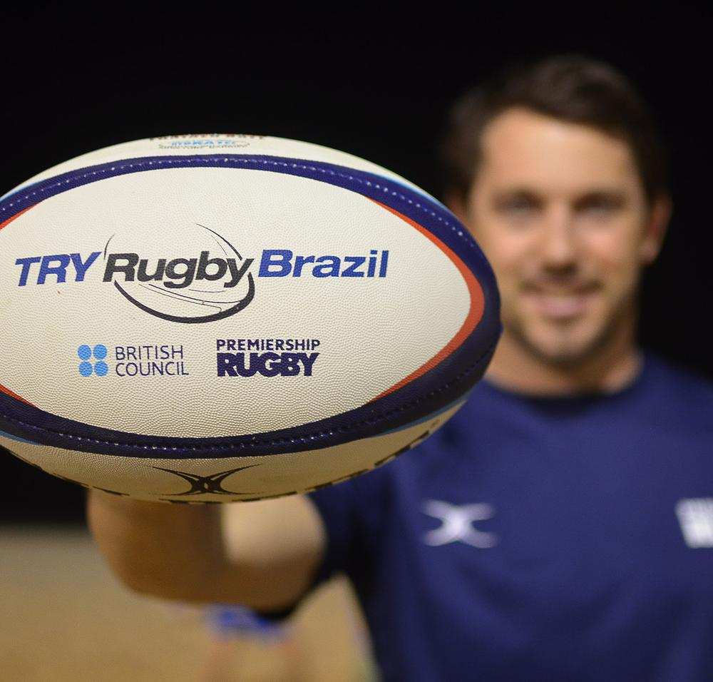 From small beginnings, the Try Rugby initiative has now grown to cover the entire country