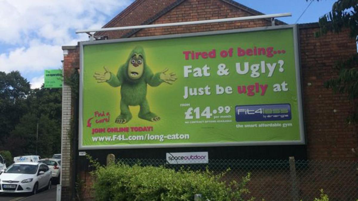 Poster comes under criticism