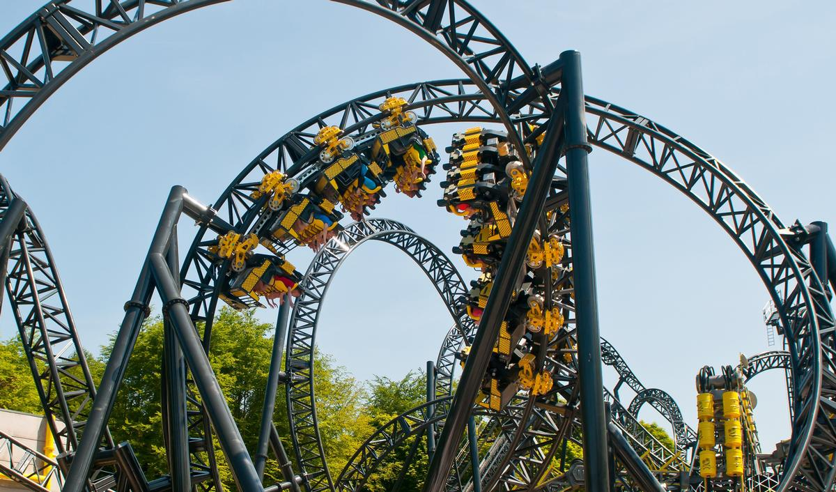 The Smiler has been closed since the incident at Alton Towers / Merlin Entertainments