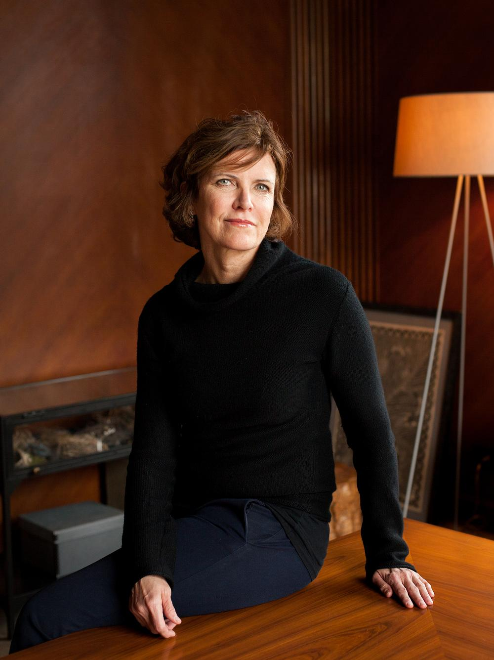 Jeanne Gang studied at the University of Illinois and Harvard Graduate School of Design / Photo: ©Sally Ryan