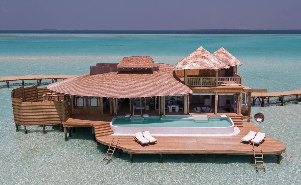 The Soneva Javi Resort In The Maldives Will Have Its