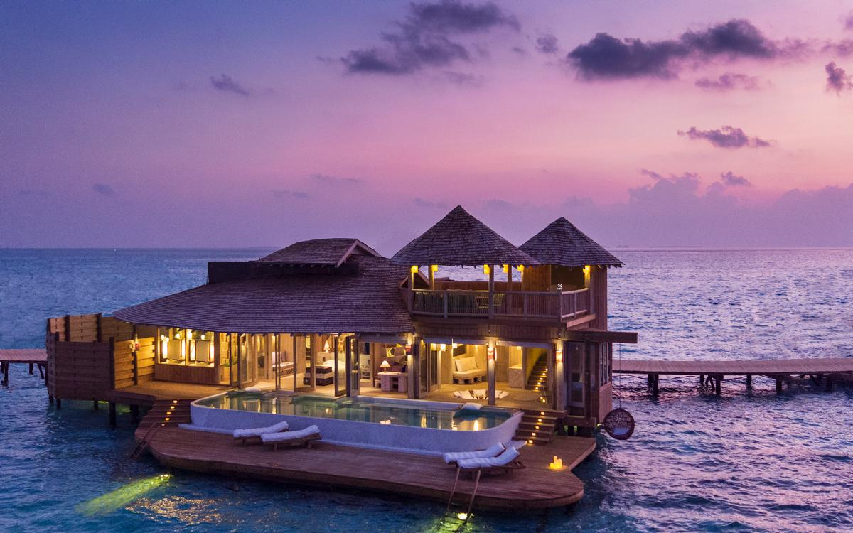 The resort is conceputalised as a relaxing getaway, with health and wellness offerings a priority / Richard Waite