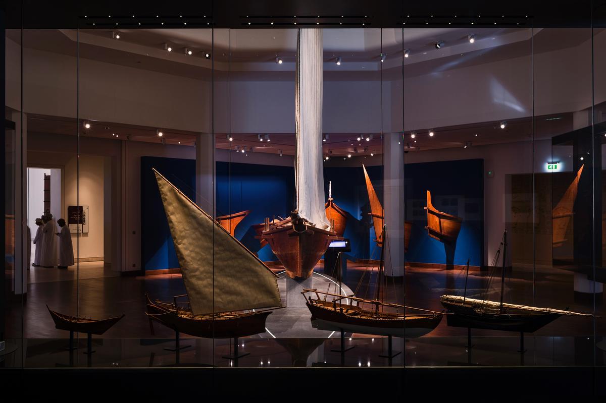 Jasper Jacob Associates handled interior and exhibition design