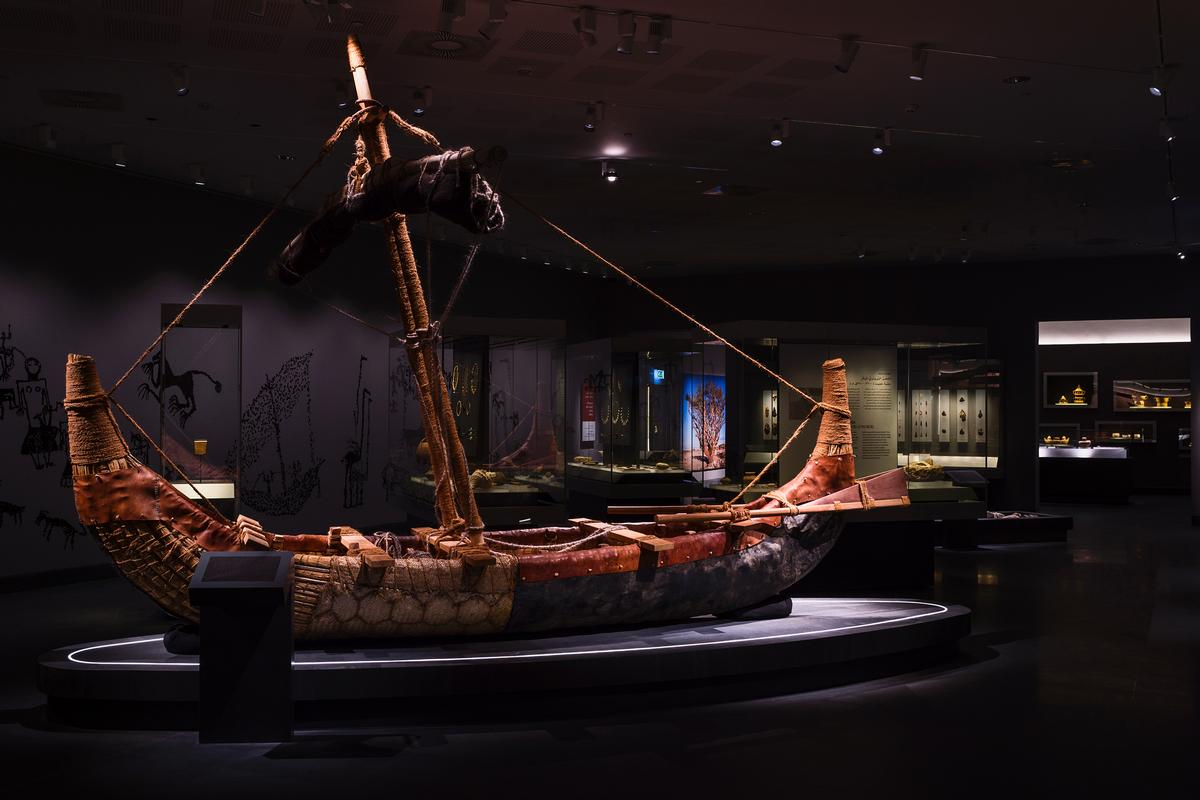 During its initial opening phase, the museum will be available to the public four days a week