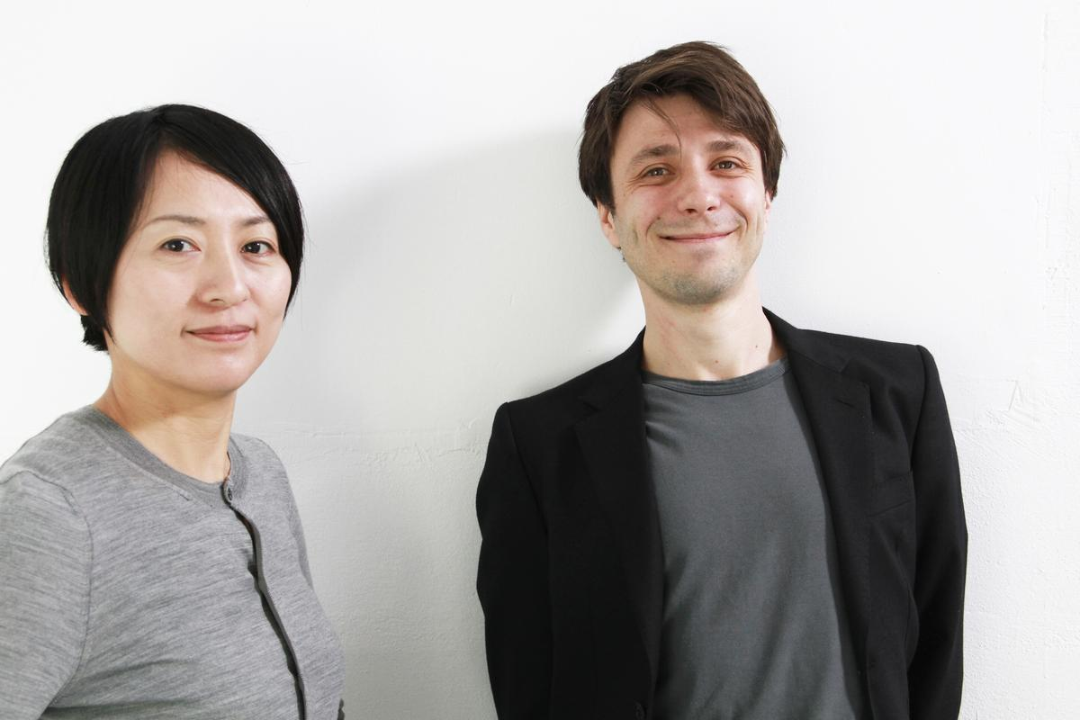 The practice was founded by husband and wife team Nicolas Moreau and Hiroko Kusunoki / Julien Weill