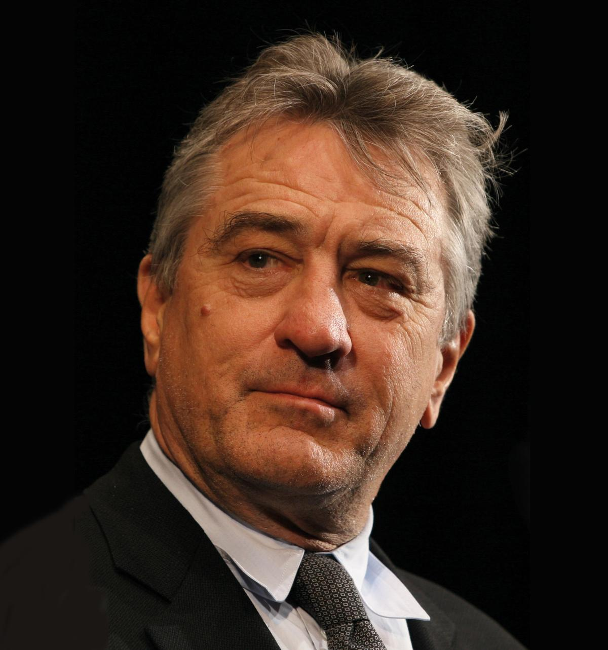 De Niro has described London as 'one of the most exciting and cosmopolitan cities in the world' / Petr Novák, Wikipedia