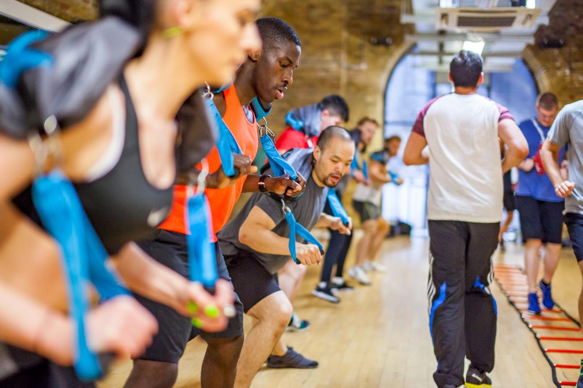 Sessions will be delivered by gym instructors and personal trainers in groups